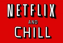 The Art of Netflix and Chill.