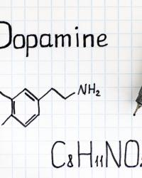 Dopamine level structure