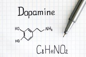 Dopamine level structure