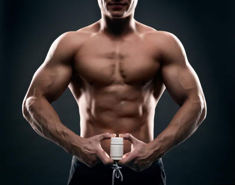 male enhancement supplement pill bottle
