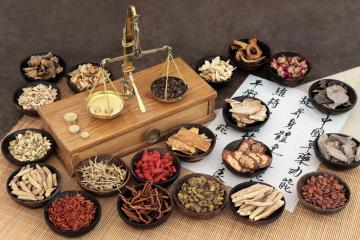 traditional chinese medicine herbs