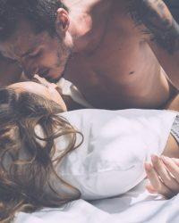 sensual mornings in bed