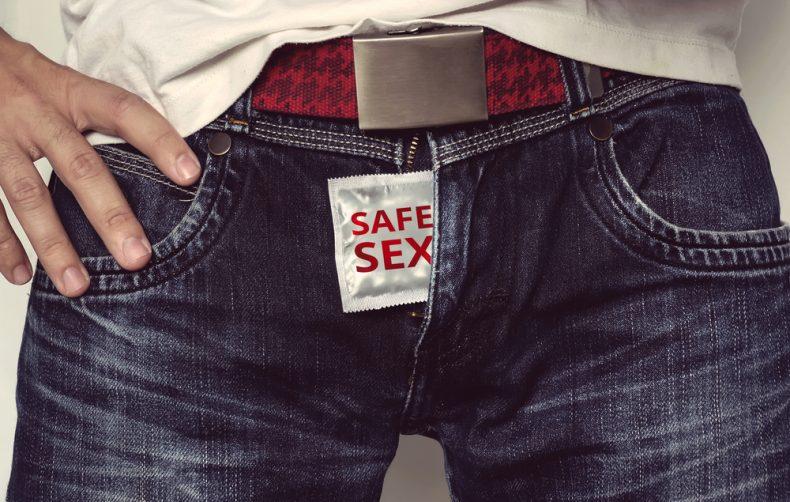safe sex condom protection